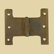 Rusty Iron H Trunk Hinge DV-02004981