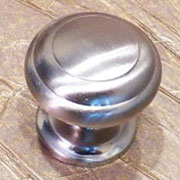 Knob in Satin Nickel P-2283-SNHERSH