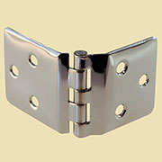 Sellers Wrap Around Hinge Nickel Sold Each Not Pairs I-45N BM-1626PN