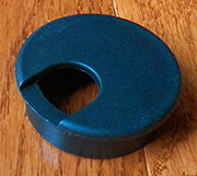 1-7/8 Inch Hole Size Black Wire Grommet 6727-14