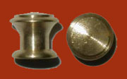 Brass Knob for Jewelry Box or Small Drawer B-0313
