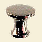 Knob for Stacked Bookcase in Nickel Plated Brass For Stacked Bookcases BM-1222PN