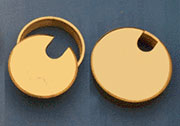 Brass Wire Grommet Liner Only HC-6847-80