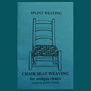 Splint Weaving Book A-0027