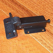 Pair Stereo Cabinet Hinge for Wood Lid HOH-91WS