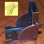Folding Table Leg Hinge Hardware S-149L