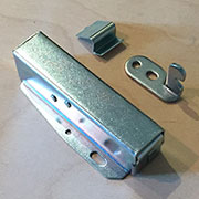 Original Tutch Latch Door Push Catch Latch Zinc MTCHLTCH-JZ